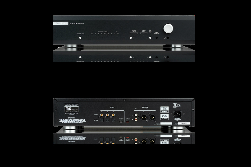 Musical Fidelity MS6R DAC
