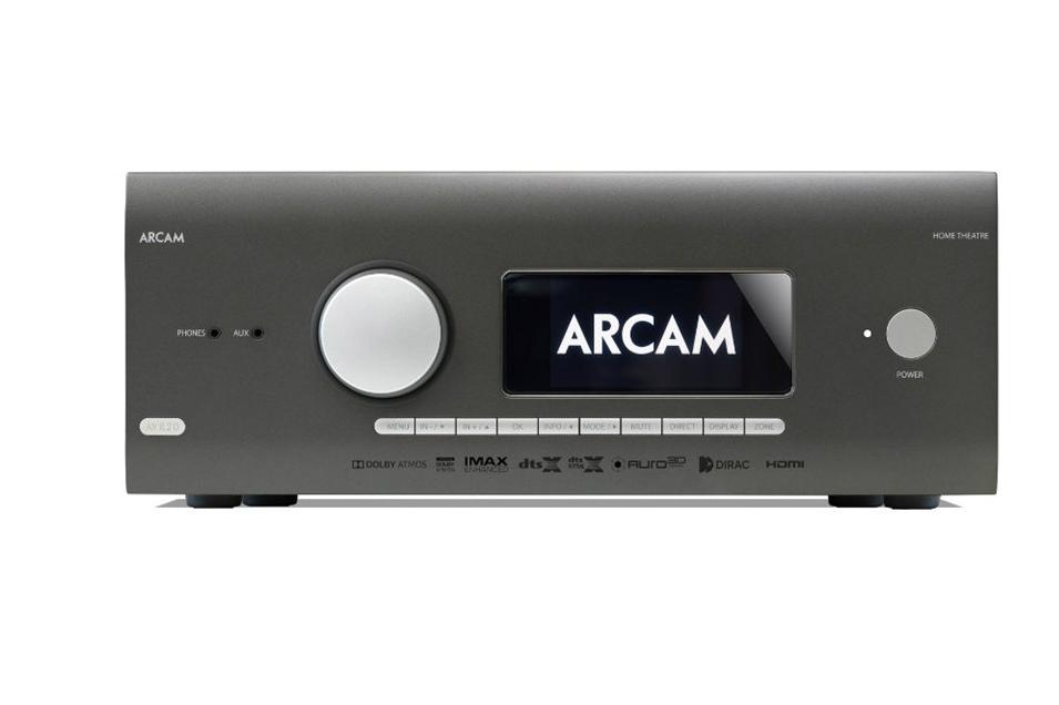 Arcam Auro-3D