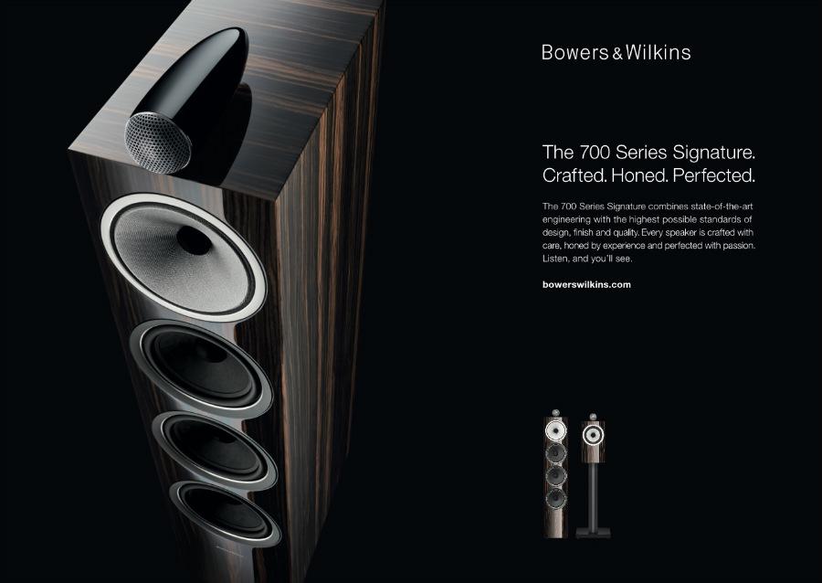 Bowers & Wilkins série 700