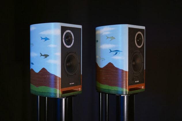 Tex Tone Art Speakers