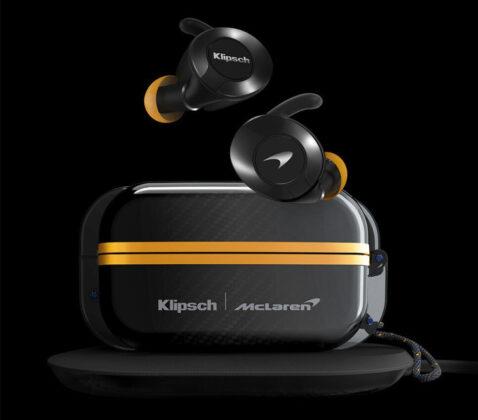 Klipsch x McLaren T10 True Wireless