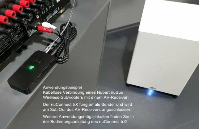 Nubert nuConnect trX