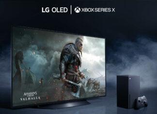 LG Xbox OLED TV