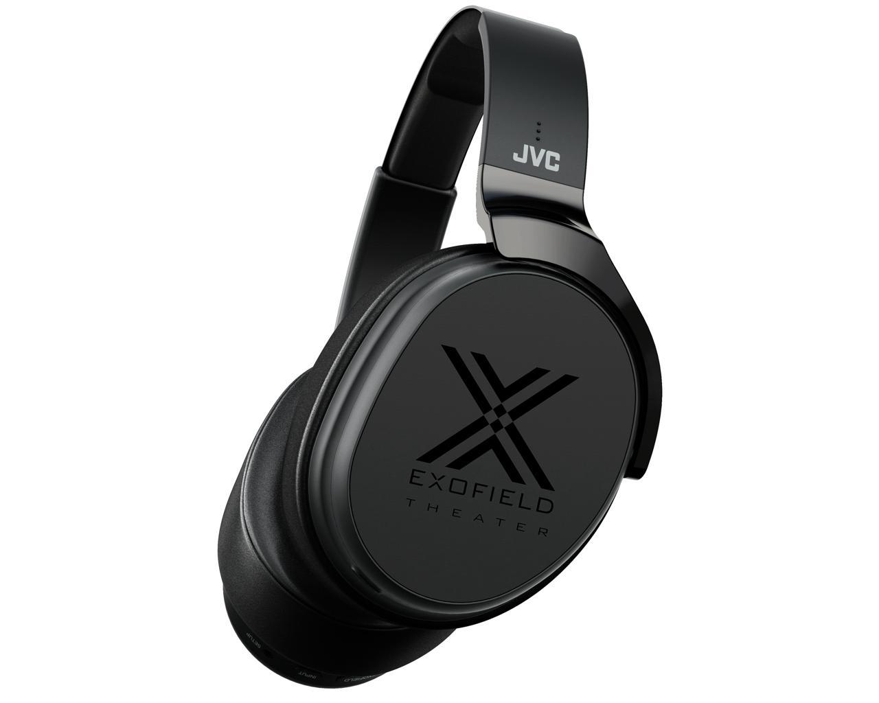 banc d'essai JVC EXOFIELD XP-EXT1