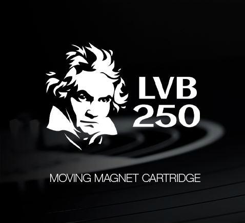 Ludwig van, en mm et en black : c'est la nouvelle cellule 2M BLACK LVB 250  d'Ortofon - AudioVideo2day