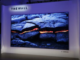 Samsung MicroLED The Wall