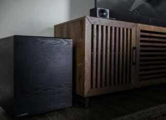Klipsch Cinema 600 Sound Bar banc d'essai