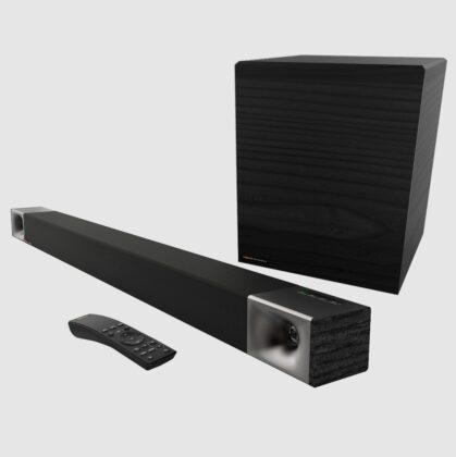 Klipsch Cinema 600 Sound Bar banc d'essai