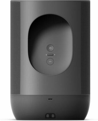 banc d'essai Sonos Move