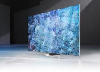 Samsung Neo QLED 8K Smart TV