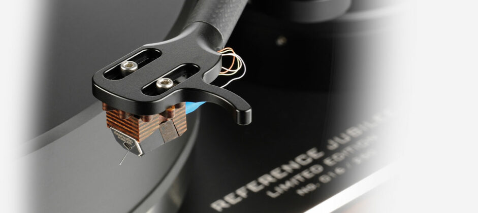 Clearaudio Reference Jubilee