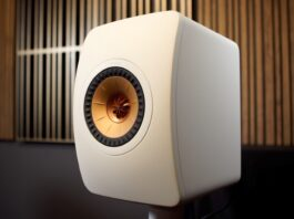 KEF LS50 Wireless II banc d'essai