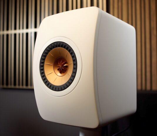 KEF LS50 Wireless II banc d'essai