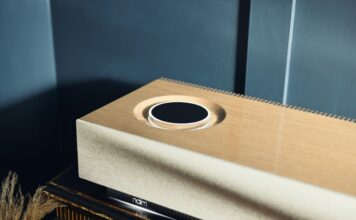 Naim Mu-so Wood Edition