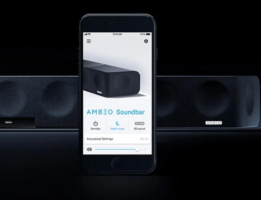 Sennheiser Ambeo Soundbar banc d'essai