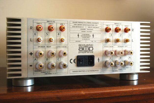 Acoustic Preference BRAVURA SSIA 1/LE
