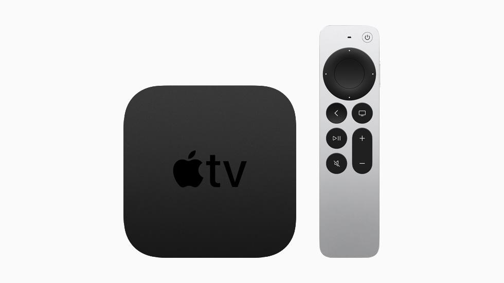 Apple TV 2021banc d'essai