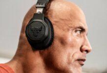 JBL UA Project Rock Over-Ear Training Headphones: retenez votre souffle !