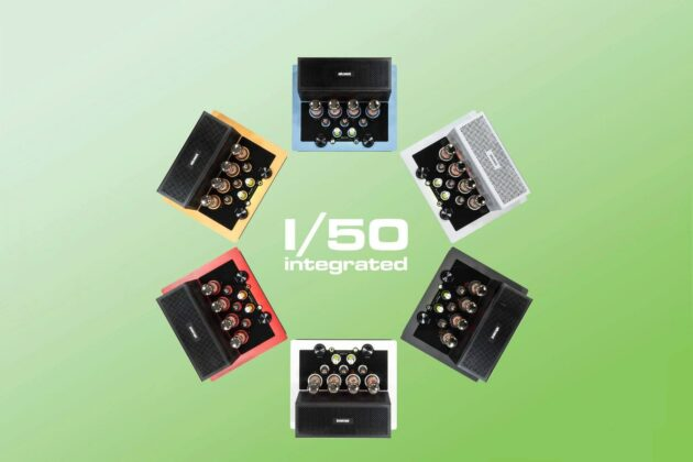 Audio Research I/50